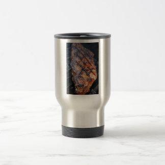 BBQ Steak Travel Mug