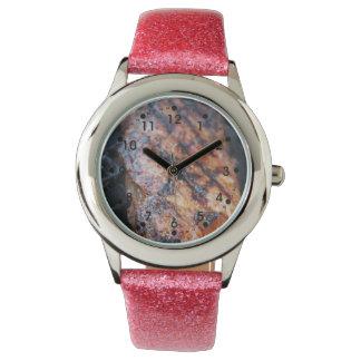 BBQ Steak Wrist Watch