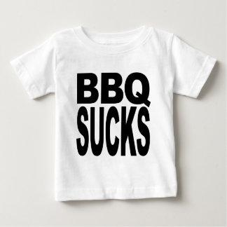 BBQ Sucks Baby T-Shirt