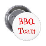 BBQ Team Create Your Own  Pin Pinback Buttons