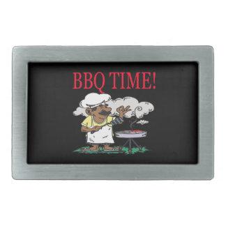 BBQ Time 1 Belt Buckle