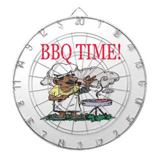 BBQ Time 1 Dart Board