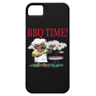 BBQ Time iPhone SE/5/5s Case
