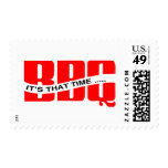 BBQ Time Postage