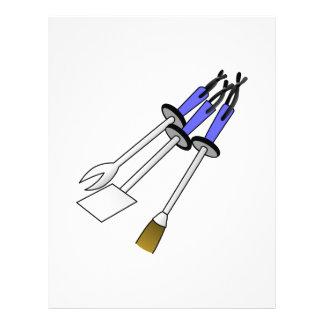 BBQ Tools Letterhead