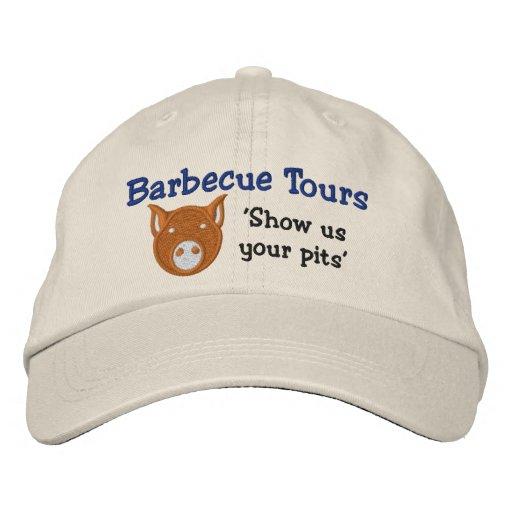 BBQ Tours Twill Hat