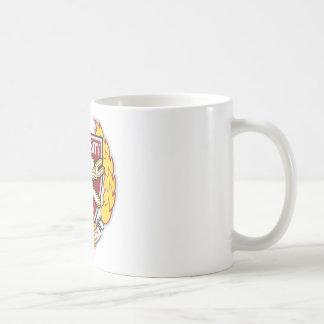 BBQ University Coffee Mug