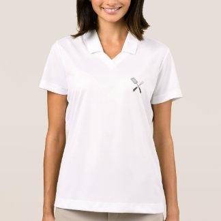 BBQ Utensils Polo Shirt
