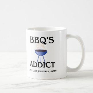 Bbq's Addict Coffee Mug