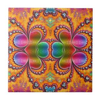 BBQSHOES: 0960 Fractal Art Design Tile