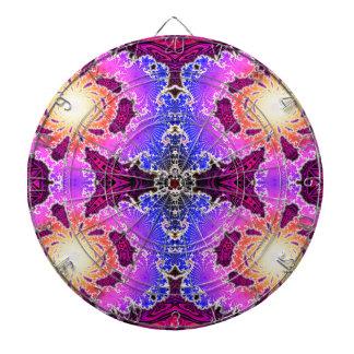 BBQSHOES: A15z Digital Fractal Art Design Dartboards