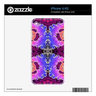 BBQSHOES: A15z Digital Fractal Art Design Skins For The iPhone 4S