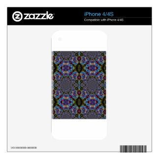 BBQSHOES: Fractal Vortex Digital Art 1020HTC Skins For iPhone 4S