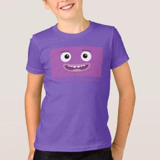 BBSS aquí vamos la camiseta de los niños
