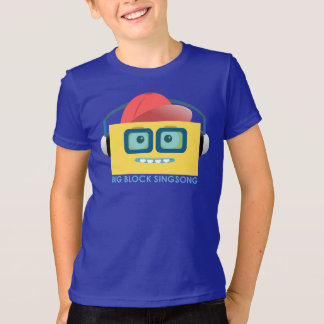 BBSS bate la camiseta de los niños