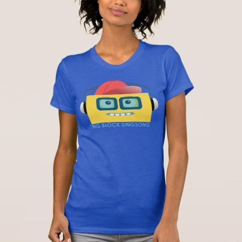 BBSS Beats Womens T_Shirt