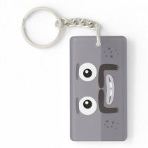 BBSS Cowboy Keychain