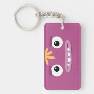 BBSS Different Purple Keychain