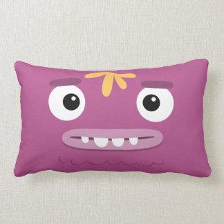 """BBSS Different Purple Pillow (21""""x13"""")"""