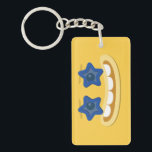 "BBSS Fruit Keychain<br><div class=""desc"">Tag your bag or hang your keys with this awesome Big Block Singsong keychain!</div>"