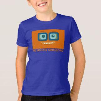 BBSS Fun Band Orange Kids' T-Shirt