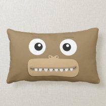 """BBSS Monkey Pillow (21""""x13"""")"""