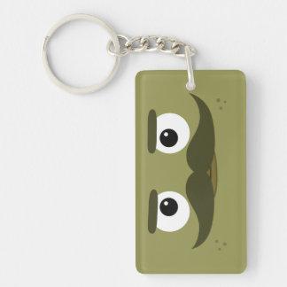 BBSS Moustachios #1 Keychain
