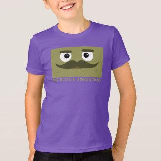 BBSS Moustachios #1 Kids' T-Shirt