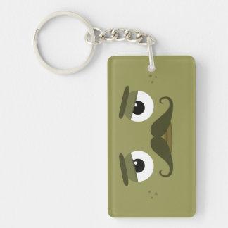 BBSS Moustachios #2 Keychain