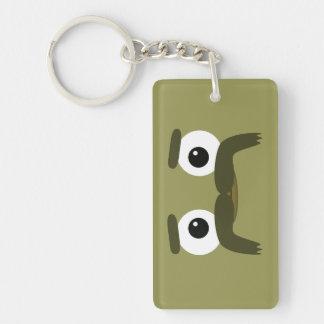 BBSS Moustachios #3 Keychain