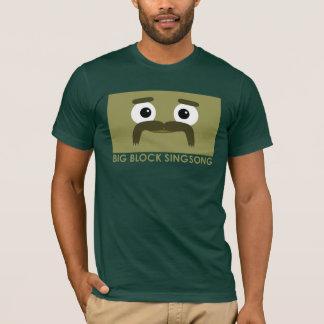 BBSS Moustachios #3 Men's T-Shirt