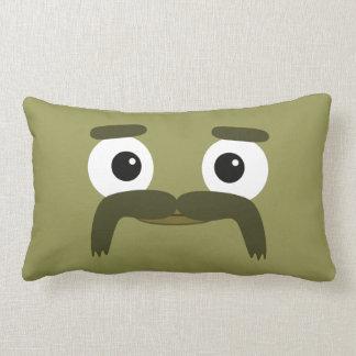 "BBSS Moustachios #3 Pillow (21""x13"")"