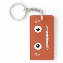 BBSS Octopus Keychain