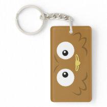 BBSS Owl Keychain