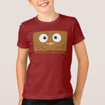 BBSS Owl Kids' T-Shirt