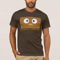 BBSS Owl Men's T-Shirt