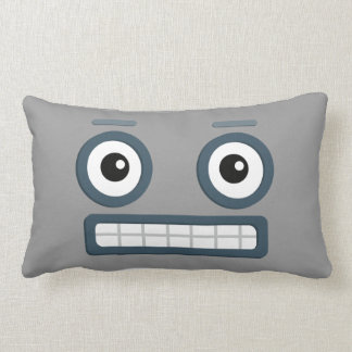 """BBSS Robot Pillow (21""""x13"""")"""