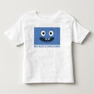 BBSS sospecha la camiseta del niño Playeras