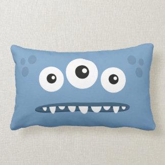 """BBSS Space Friends Alien Pillow (21""""x13"""")"""