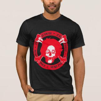 BBT59 ZOMBIEDOLLKROSSBONEZ RW T-Shirt