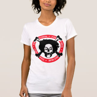 BBT 60ZOMBIEDOLL01 RED RONDELL T-Shirt