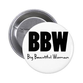 BBW Big Beautiful women Button