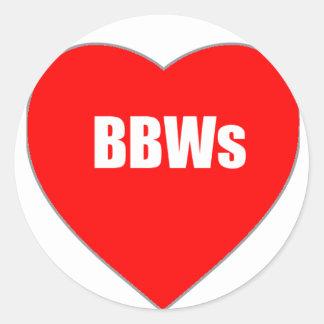 BBWs sticker