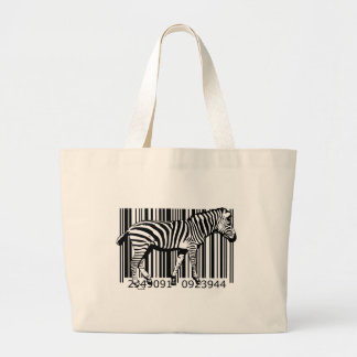 bc19 Bar Code Art Design Vector Fun Color X Tote Bags