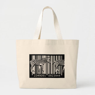 bc20 Bar Code Art Design Vector Fun Color Tote Bag