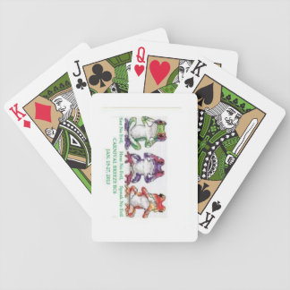 BC6 CRUISE PLAYING CARDS
