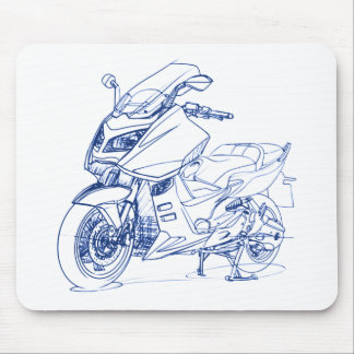 bC6 Sport 2012 Mouse Pad