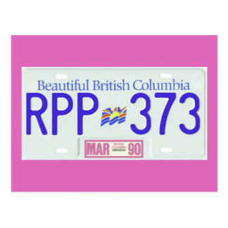 BC90 POST CARDS