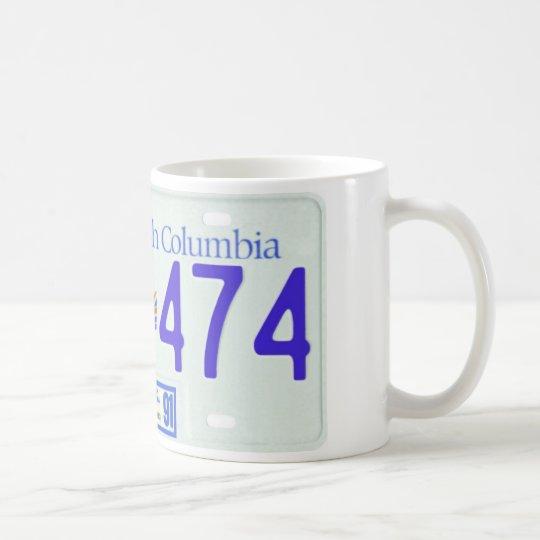 BC91 COFFEE MUG