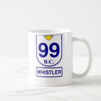 BC 99 Whistler Mug